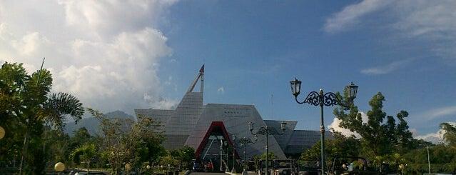 Museum Gunung Api Merapi is one of Museum In Indonesia.