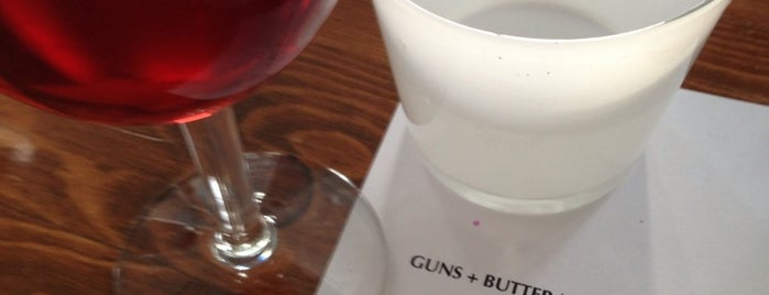 Guns & Butter is one of Locais salvos de Beril.