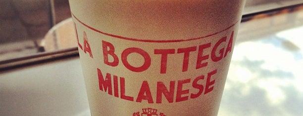 La Bottega Milanese is one of Yorkshire Coffee Spots.