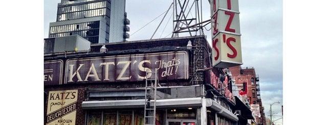 Katz is one of New York.