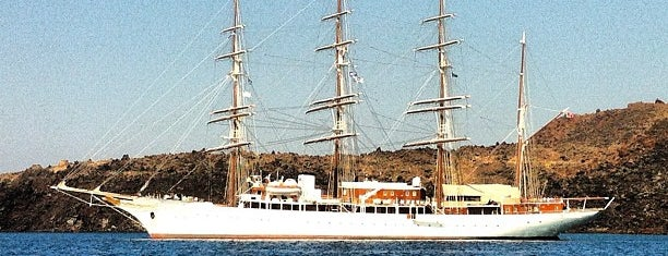 Nea Kameni is one of 5 days in Santorini.