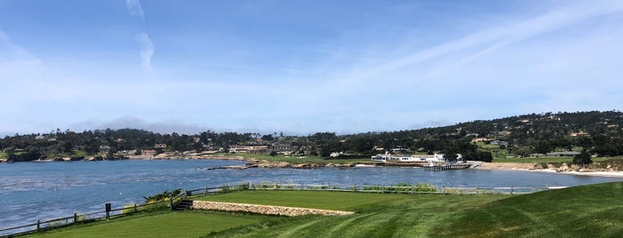 Pebble Beach Golf Links is one of 2018.