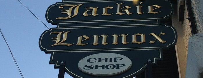 Jackie Lennox's is one of Ireland.