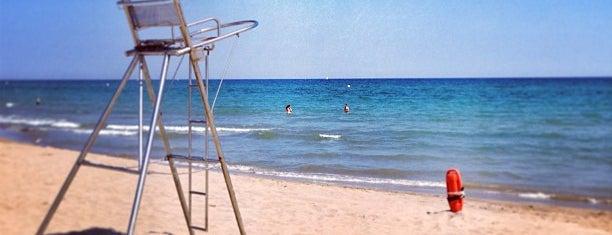 Playa del Prat is one of Playas de España: Cataluña.