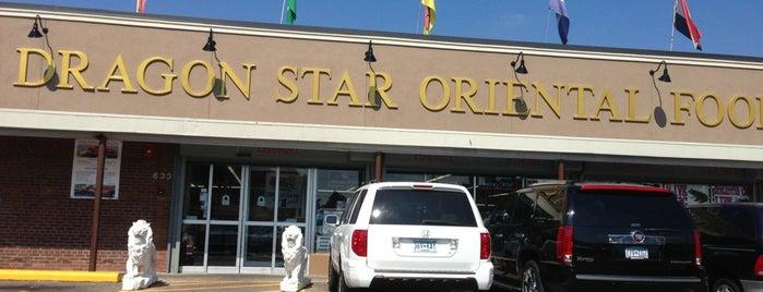 Dragon Star Oriental Foods is one of Lieux qui ont plu à Dan.