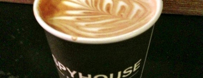 Spyhouse Coffee is one of #ThirdWaveWichteln Coffee Places.