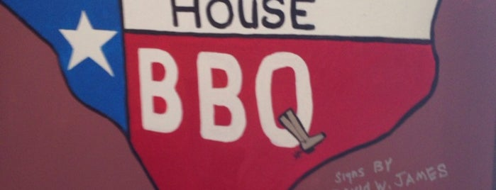 Old House Bbq is one of Russ's Liked Places.
