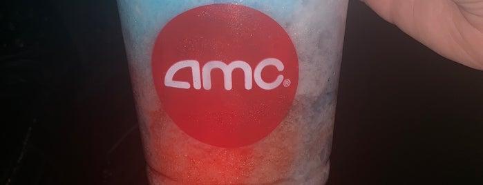 AMC Rosedale 14 is one of Tempat yang Disukai Candace.
