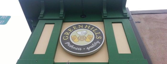 Greenhills Irish Bakery is one of Boston.
