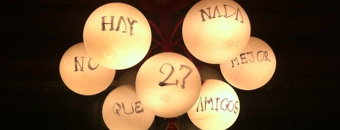 No Hay Nada Mejor Que 27 Amigos is one of Valencia.
