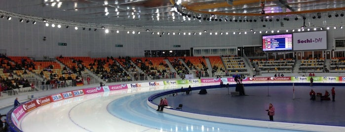Adler Arena is one of Сочи \ Sochi.