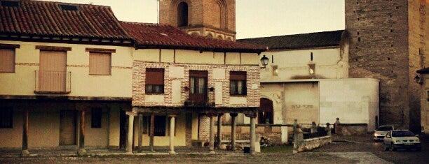 Arévalo is one of สถานที่ที่ Miguel ถูกใจ.