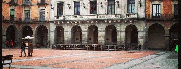 Ayuntamiento de Ávila is one of conoce España.