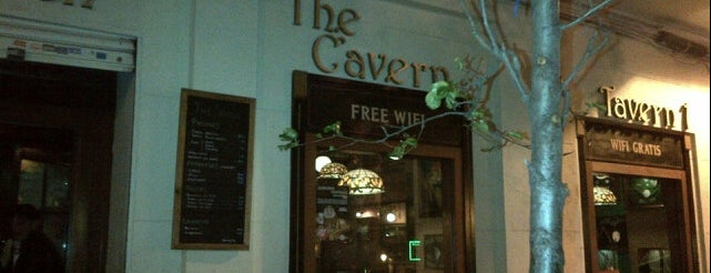 The Cavern is one of Locais curtidos por Jorge.