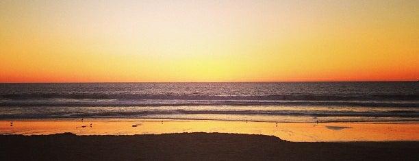 Manhattan Beach is one of L.A..