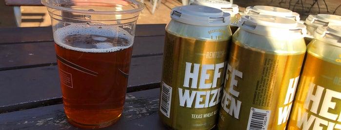 Rentsch Brewery is one of Lugares favoritos de Mark.