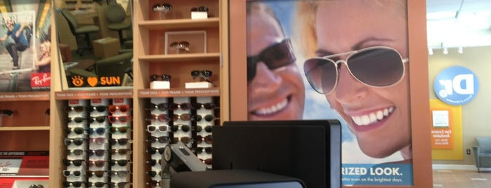 LensCrafters is one of Shopping.
