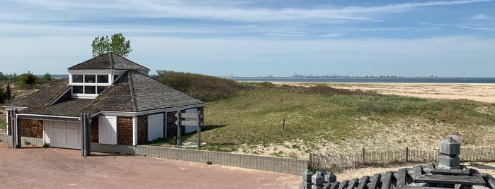 Sandy Hook - North Beach is one of NYC.