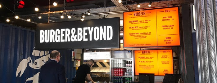 Burger And Beyond is one of best burger-london.