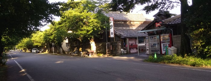 臼屋酒店(金銀花酒造) is one of Orte, die valensia gefallen.