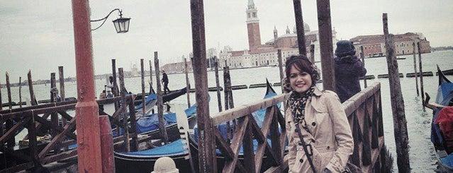 Venice, Italy is one of Via's.