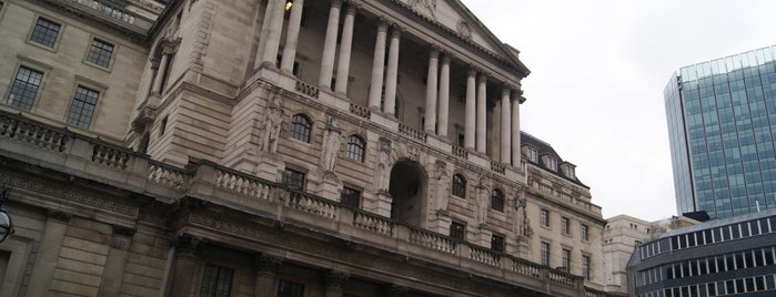 Bank of England Museum is one of London (touristy).