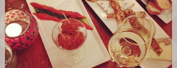 Rouge Wine Bar is one of yenilesii.