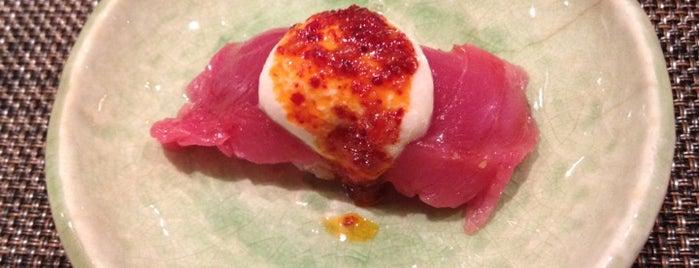 Sushi of Gari 46 is one of New York City.