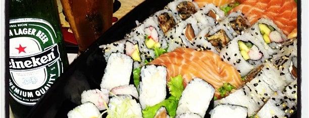 UMAI Restaurante Japonês is one of Osvaldo'nun Beğendiği Mekanlar.