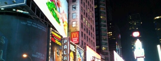 DoubleTree Suites by Hilton Hotel New York City - Times Square is one of Orte, die John gefallen.