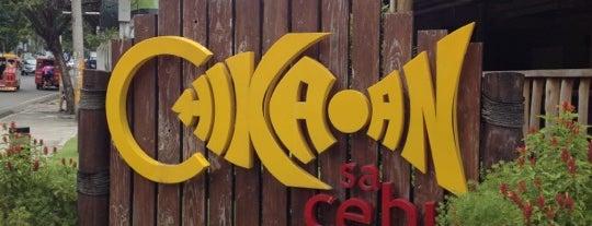 Chika-an sa Cebu is one of CEBU PI.