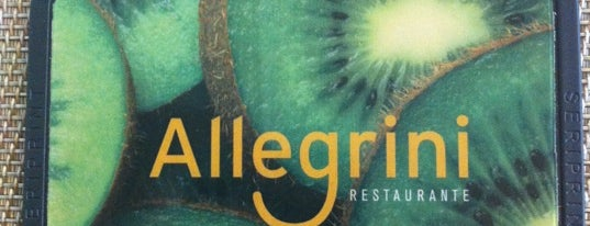 Allegrini Restaurante is one of Restaurantes do dia a dia.
