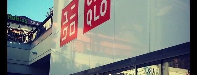 UNIQLO is one of Tempat yang Disukai Alberto J S.