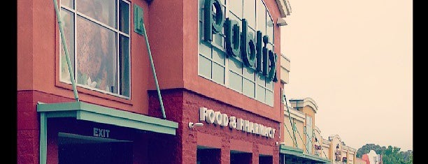 Publix is one of Anthony's Saved Places.