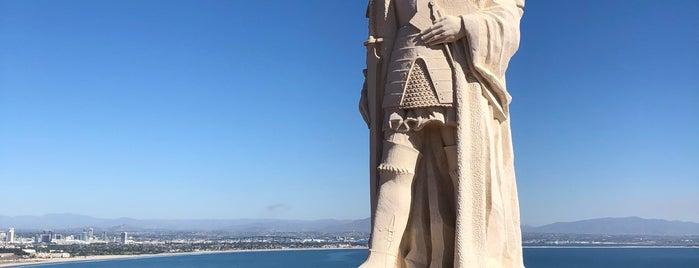Juan Rodriguez Cabrillo Statue is one of Orte, die Thais gefallen.