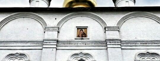 Сретенский монастырь is one of Любимые места Москвы.