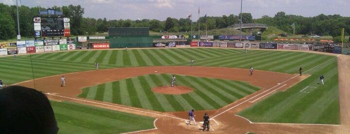 Neuroscience Group Field at Fox Cities Stadium is one of Minor League Ballparks.