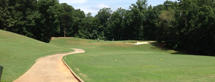 Chestatee Golf Club is one of Lieux sauvegardés par Chris.