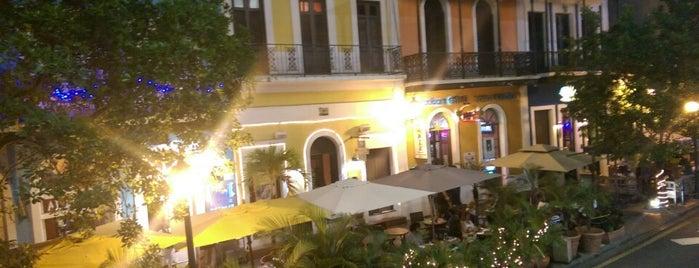 Old San Juan is one of Gespeicherte Orte von Marilyn.