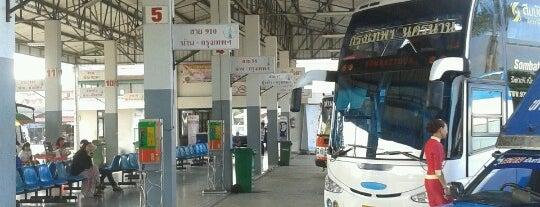 Nan Bus Terminal is one of พะเยา แพร่ น่าน อุตรดิตถ์.