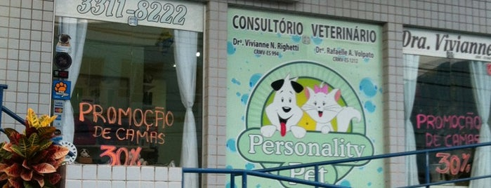 Personality Pet is one of Clinicas, Laboratórios, Hospitais.
