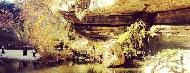 Hamilton Pool Nature Preserve is one of Hopefully, I'll visit these places one day....