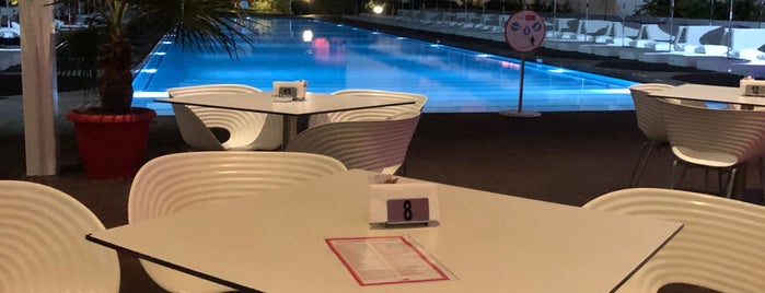 Hotel Su Pool is one of Antalya.
