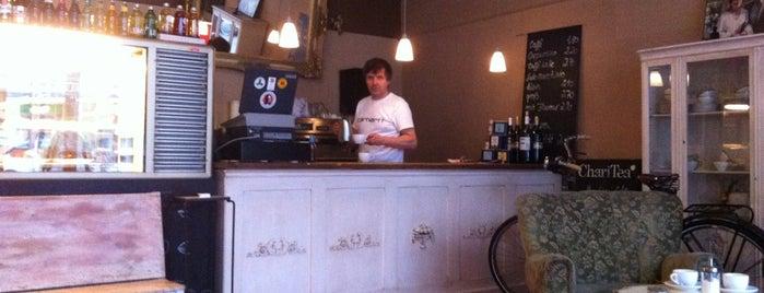 Café Bonema is one of The List:Dusseldorf.