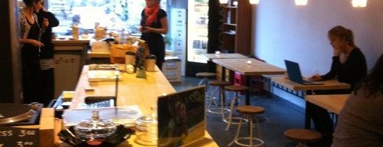 Oslo Kaffebar is one of Studio duro Berlin.