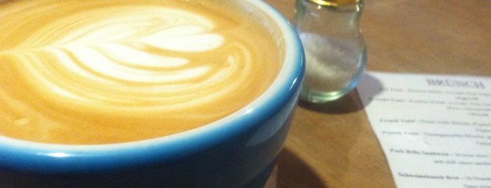 leuchtstoff - Kaffeebar is one of Berlin Work-Coffee-Tour.