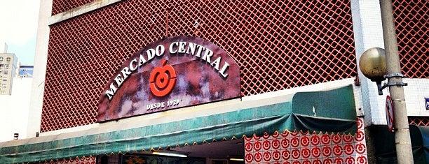 Mercado Central is one of Viagem - Belo Horizonte.