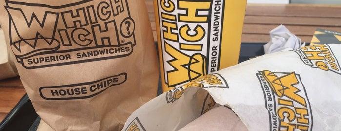 Which Wich? is one of Restaurantes en el DF.