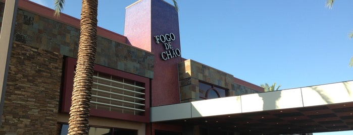 Fogo De Chão is one of Nick's Fav Places to Grub.