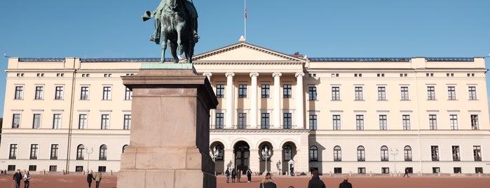 Norwegian Royal Palace is one of Eda : понравившиеся места.